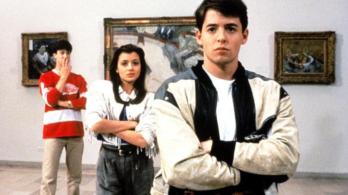 Ferris Bueller's Day Off, 30th anniversary, 80s movies, feel-good, Matthew Broderick, John Huges, Mia Sara, Alan Ruck, Save Ferris