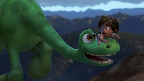Good Dinosaur, Pixar, movie, film, animation, 2015, best pixar movie